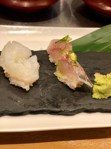 More sushi, Morimoto