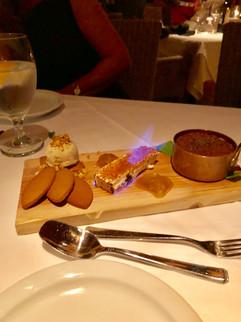 Dessert at Ka'ana Kitchen