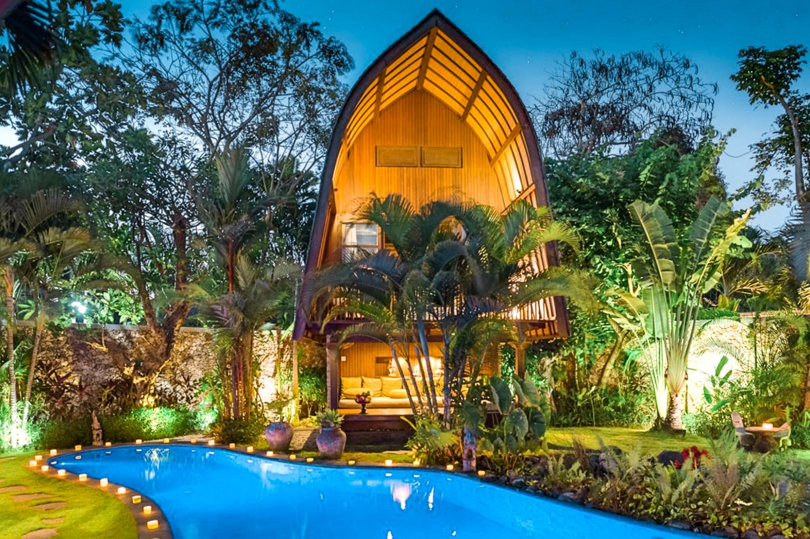 Seminyak Villa Balinese Guest House