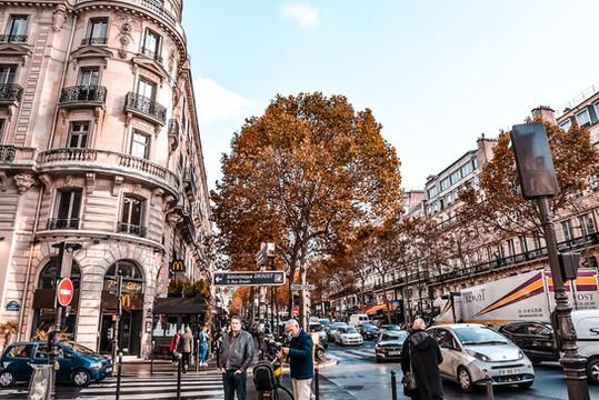 Streets if Paris