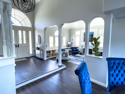 Before & After: Home Renovation