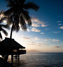 IC Tahiti Sunset
