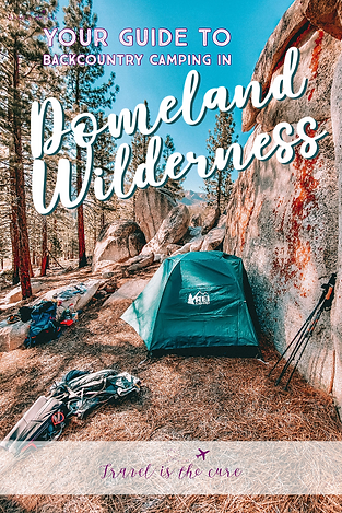 Your Guide to Backcountry Camping in Dom