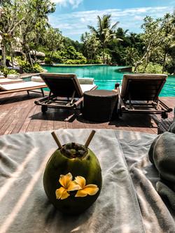 Poolside Coconut