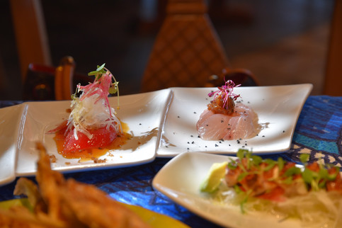 Trio of Fish
