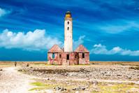 Klein Curacao Lighthouse, shot with my Nikon