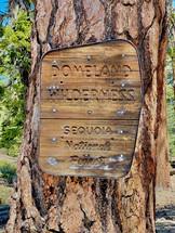 Domeland Wilderness