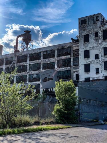 Detroit Ruin Porn
