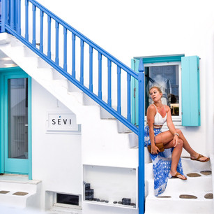 How to Get the Perfect Shots in Mykonos