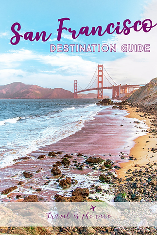 Destination Guide SF