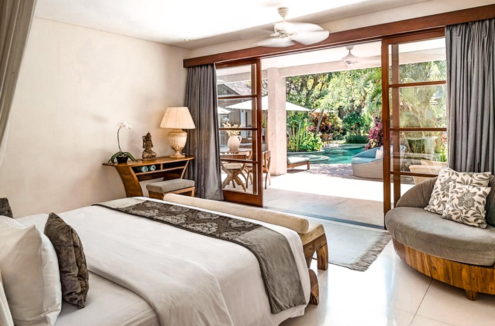 Seminyak Villa Bedroom 2