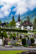 Church, Lauterbrunnen
