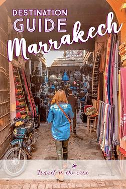 Marrakech Destination Guide
