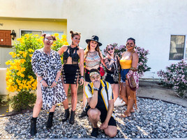 Coachella Group Day 2