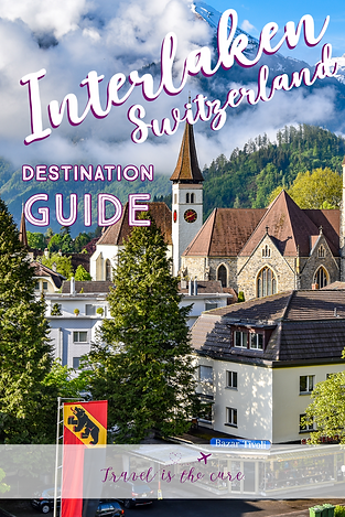Destination Guide Interlaken