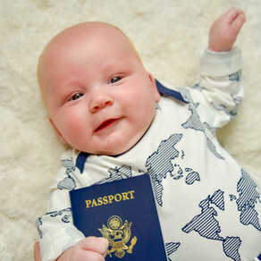 How to Apply for a Passport for a Baby