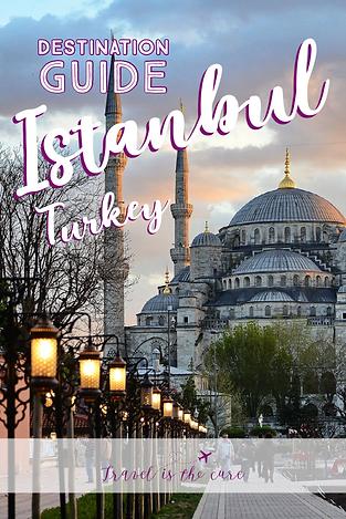 Istanbul Destination Guide
