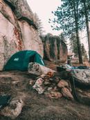 Caming, Domeland Wilderness