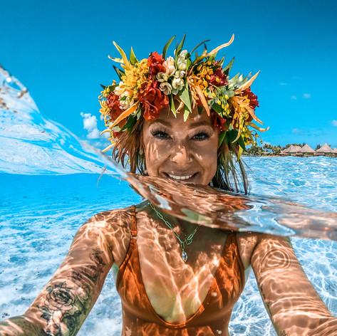 Island Girl - InterContinental Le Moana