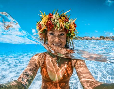 Island Girl   InterContinental Le Moana