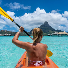 Kayaking, InterContinental Thalasso