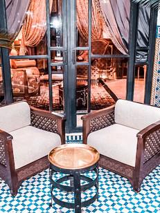Royal Mansour Marrakech - The interior c