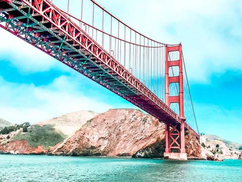 Lauren's San Francisco Walking Tour