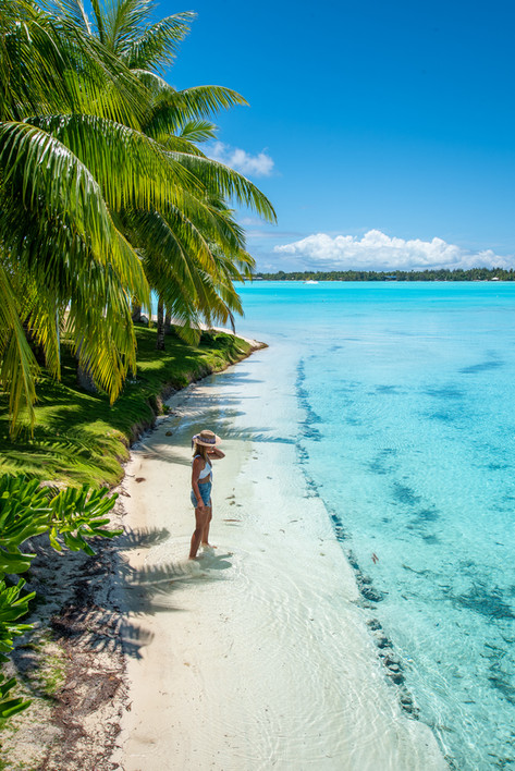 Private Beach   St. Regis Bora Bora
