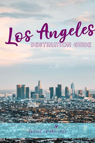 Destination Guide LA