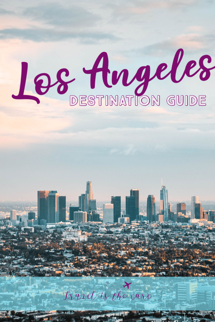 Where to stay, where to eat and what to do in LA. Plus things you should know before going so you can plan your trip accordingly.