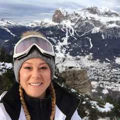 Skiing Faloria - Cortina d'Ampezzo
