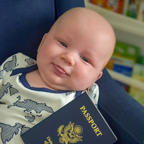 Yes, Your Baby Needs Global Entry Too!