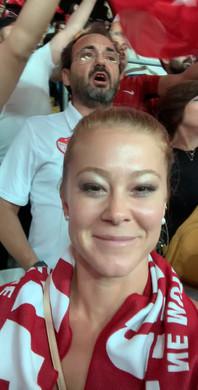 Turkish Soccer Match