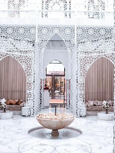 Royal Mansour Marrakech - Spa Entrance