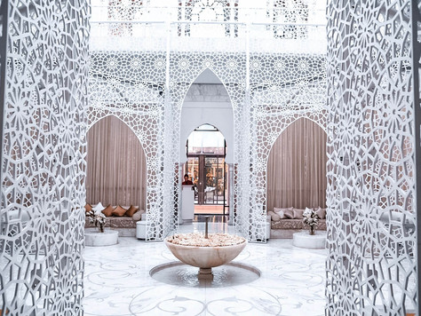 A Photo Tour of Royal Mansour Marrakech
