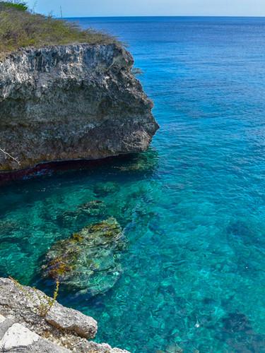 A Secret Cliff Jumping Spot