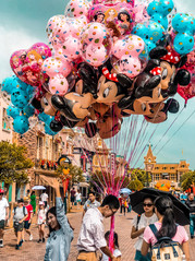 Visit Hong Kong Disneyland