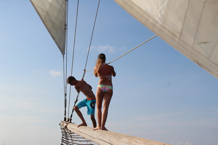 Sailing the Insulinde