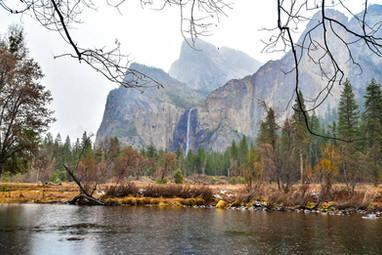 Yosemite in Wintertime