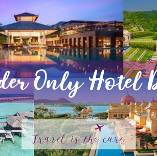 Insider Only Hotel Deals