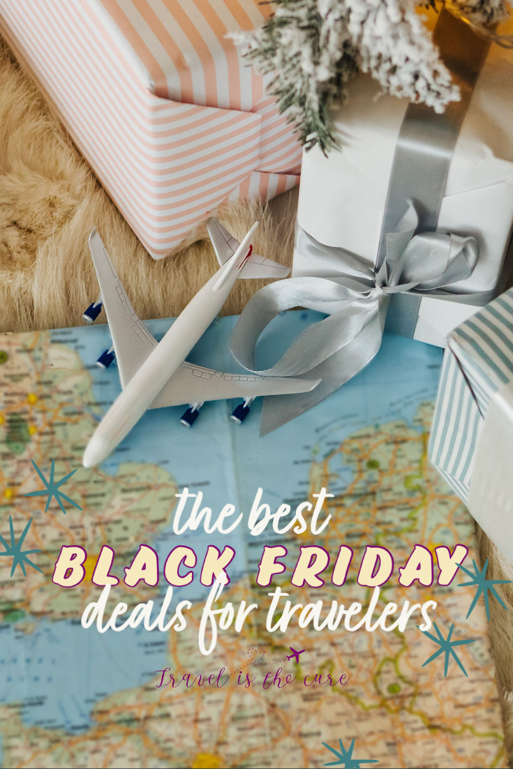 You don't have to wait until Black Friday to shop these travel deals and gifts for the travel lover in your life. Save on noise-cancelling headphones, hotel stays, portable wifi devices, luggage and more!