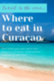 Where to Eat in Curaçao