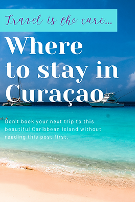 Where to Stay in Curaçao