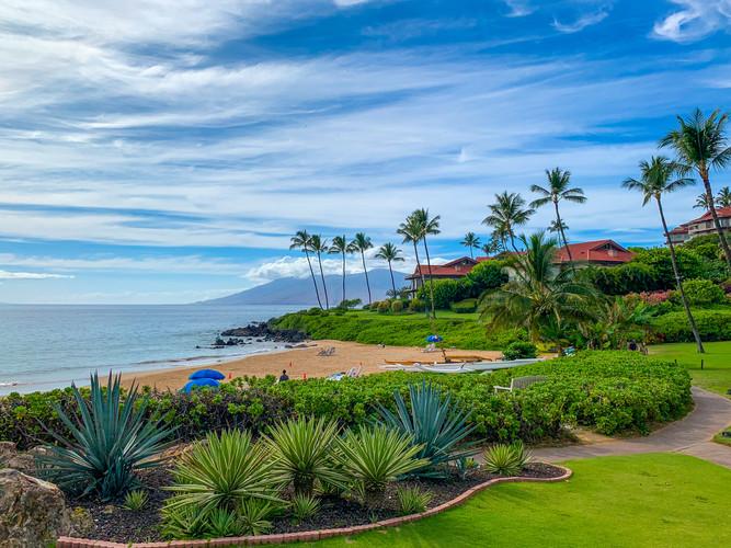 Views from the Fairmont Kea Lani