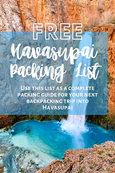 Havasupai Backpacking List.png