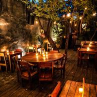 Dinner at Gitano