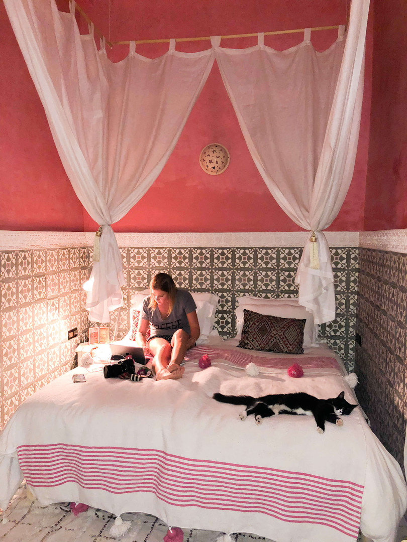 Riad BE Marrakech - Our room