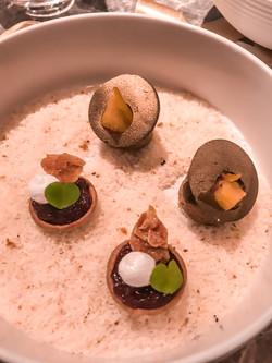 Michelin Star Food