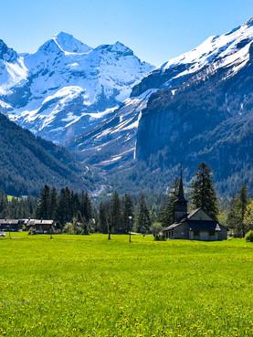 Switzerland Valley
