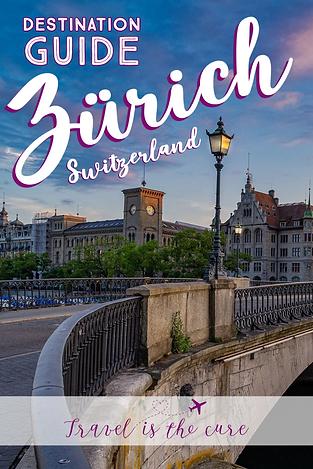 Zurich Destination Guide